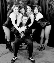 Twisted Knickers Burlesque